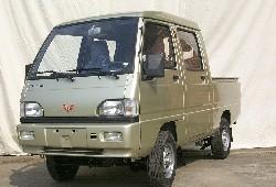 五菱牌LZW1010PSNEI1微型双排座货车图片