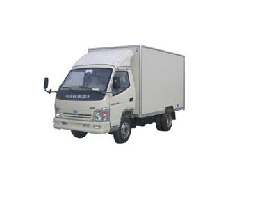 ZB5810X轻骑厢式农用车(ZB5810X)