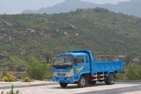 江动牌JS5815PD型自卸低速货车