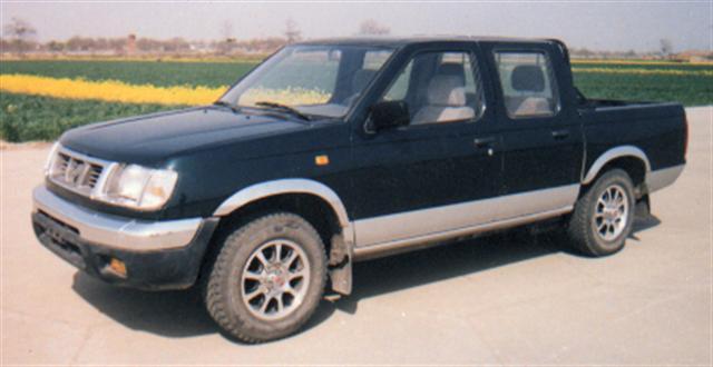 尼桑国二微型轻型汽车150马力0吨(ZN1021U2G)