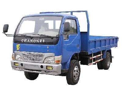 常内牌CN5815-1型低速货车