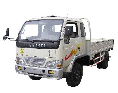 常内牌CN4015P1型低速货车