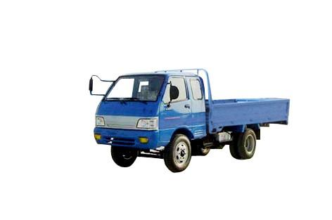 常内牌CN1710P1型低速货车