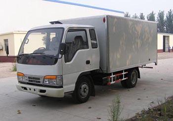 ZTQ4010PX东岳厢式农用车(ZTQ4010PX)