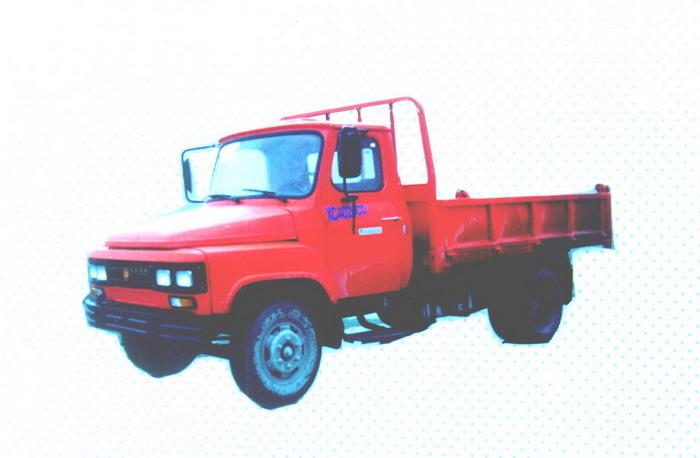 XC4020CD力神自卸农用车(XC4020CD)