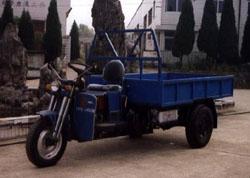 甲路牌7YPZ-1450D1型自卸三轮汽车