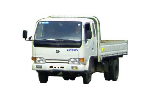 LD4010PD联达自卸农用车(LD4010PD)