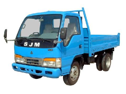 JM2310D九马自卸农用车(JM2310D)
