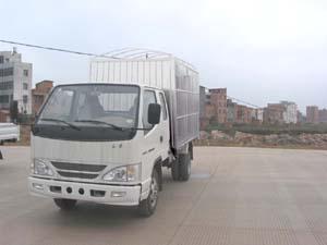 蓝箭牌LJC4010PCS型仓栅式低速货车图片