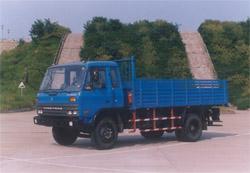东风国二单桥货车160马力5吨(EQ1108G6D16)