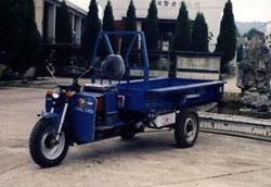 甲路牌7YPL-1450型三轮汽车
