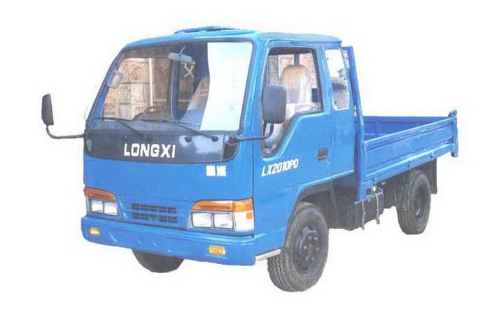 LX2010PD龙溪自卸农用车(LX2010PD)