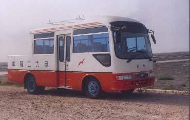 华新牌HM5042XGC2型工程车图片