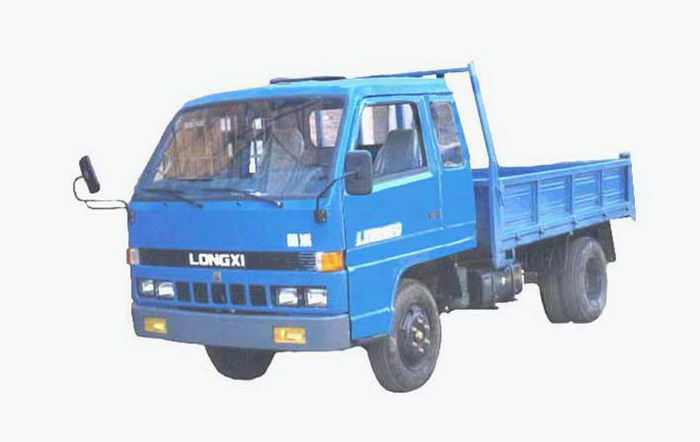 LX4010PD龙溪自卸农用车(LX4010PD)
