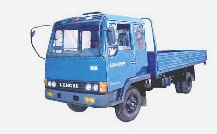 LX5820P龙溪农用车(LX5820P)