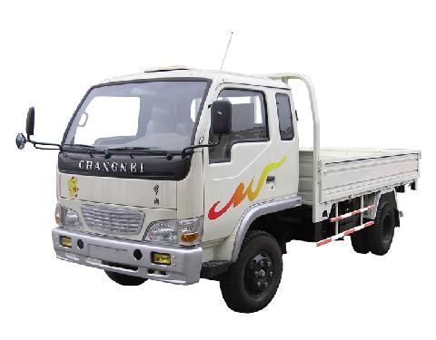 常内牌CN5815P2型低速货车