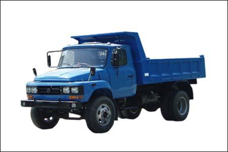 联达牌LD5815CD型自卸低速货车