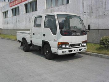 五十铃牌NHR55ELDWCJ型轻型载货汽车图片