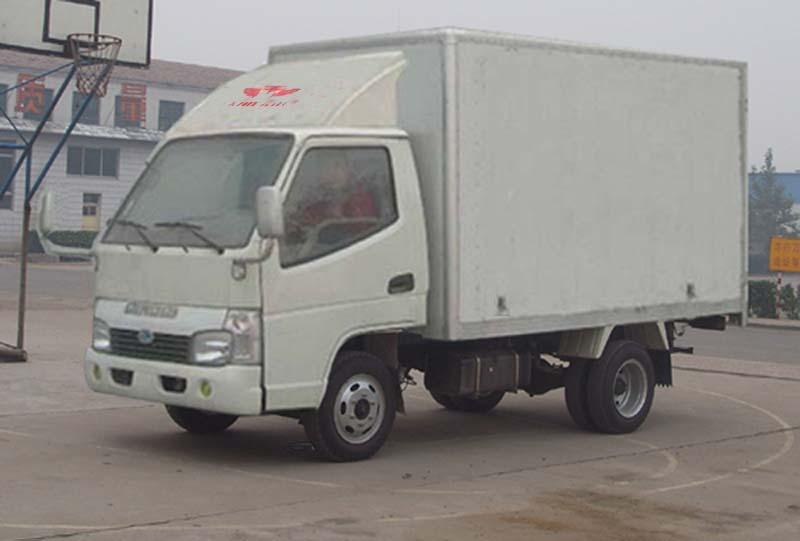 ZB2305XT轻骑厢式农用车(ZB2305XT)