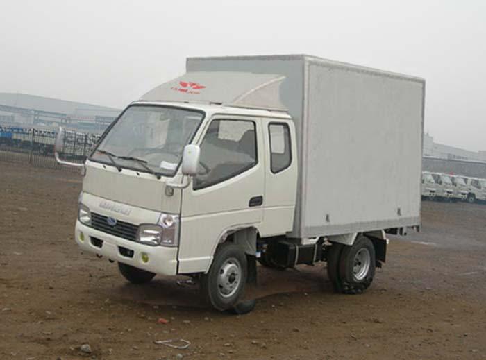 ZB2305PX2T轻骑厢式农用车(ZB2305PX2T)