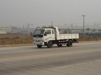 川路牌CGC5815PD型自卸低速货车