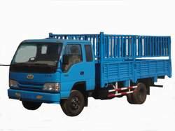 一汽四环牌QY5820PCS型仓栅低速货车