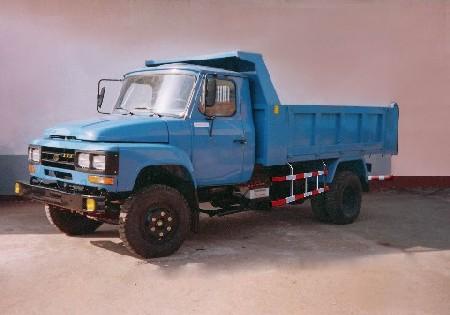 金芙蓉牌FR5815CD型自卸低速货车