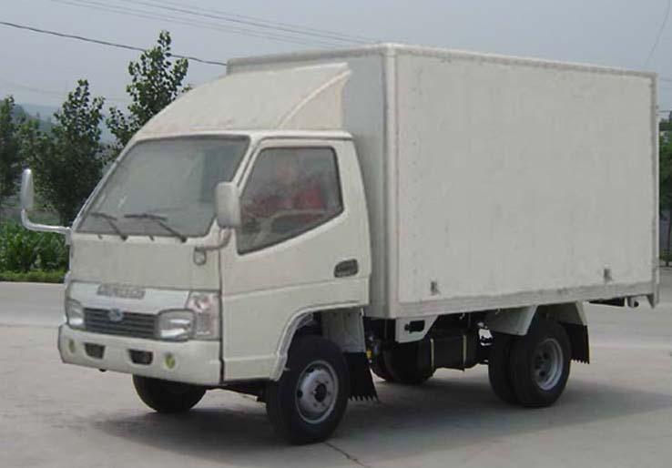 ZB2305X2T轻骑厢式农用车(ZB2305X2T)