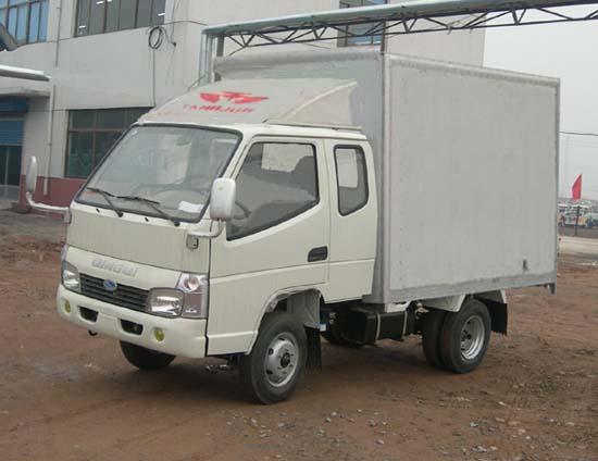 ZB2305PX1T轻骑厢式农用车(ZB2305PX1T)