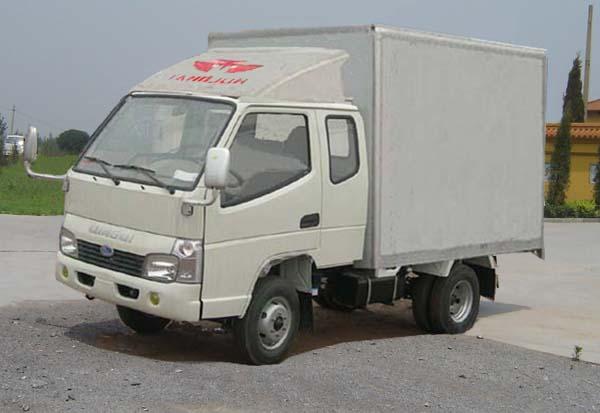 ZB2305PXT轻骑厢式农用车(ZB2305PXT)