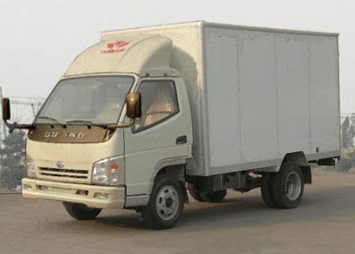 ZB2810XT轻骑厢式农用车(ZB2810XT)