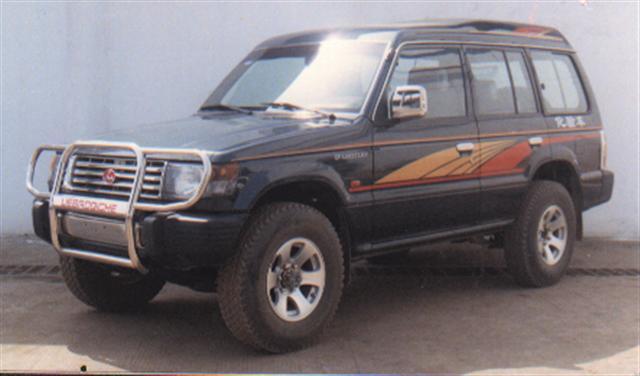 猎豹牌CFA5025XHY化验车图片