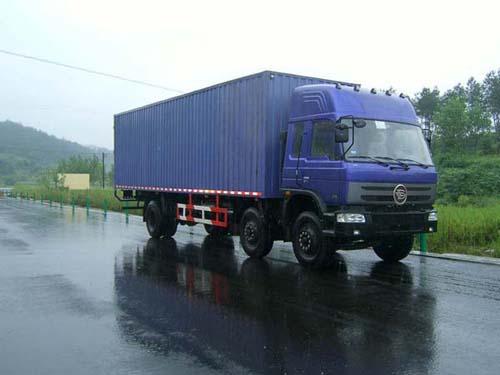 铜江牌TJX5201XXY型厢式运输车