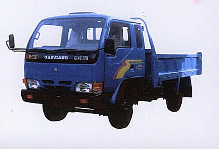 GJ4015PD赣江自卸农用车(GJ4015PD)