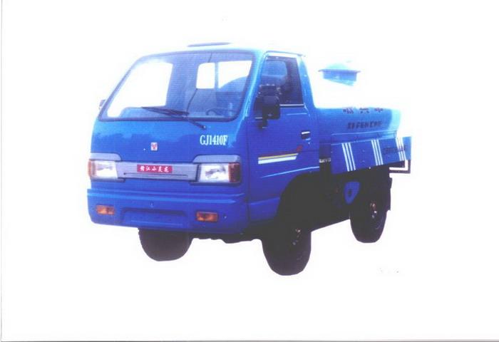 GJ1410F赣江吸粪农用车(GJ1410F)