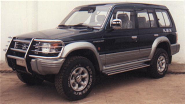 猎豹牌CFA5033XHY化验车图片
