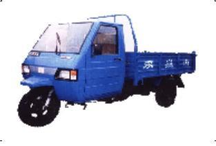7YPJ-1450D双嶷山自卸三轮农用车(7YPJ-1450D)