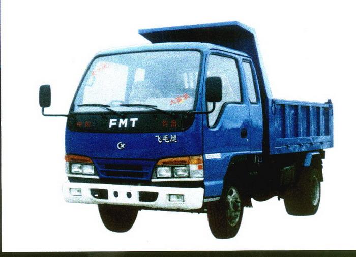 XCQ4015PD飞毛腿自卸农用车(XCQ4015PD)
