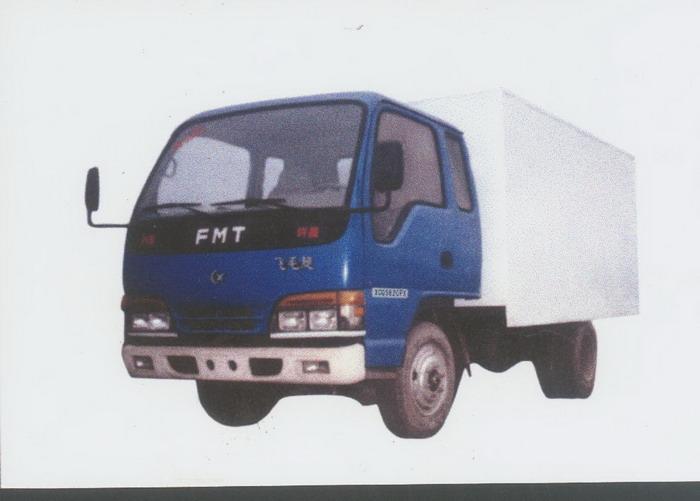 XCQ5820PX飞毛腿厢式农用车(XCQ5820PX)