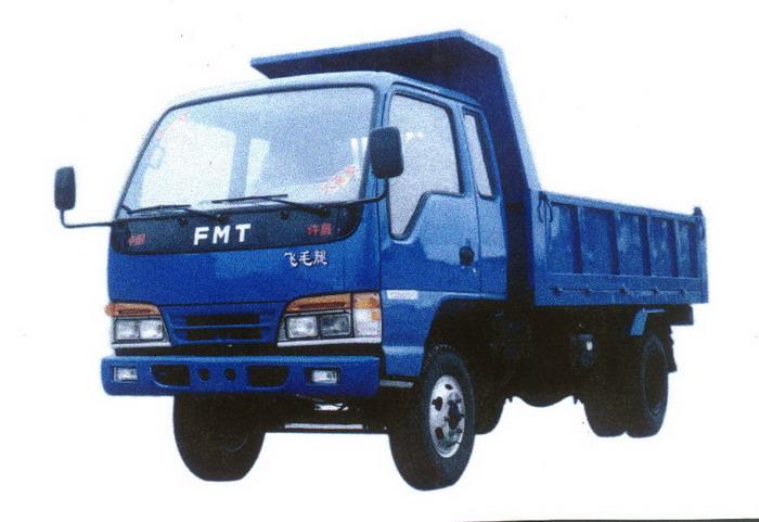 XCQ5820PD飞毛腿自卸农用车(XCQ5820PD)