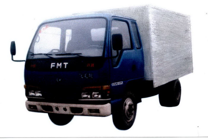 XCQ4015PX飞毛腿厢式农用车(XCQ4015PX)