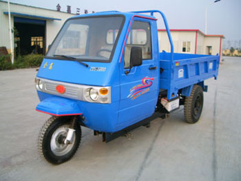 7YPJ-1450D2金葛自卸三轮农用车(7YPJ-1450D2)