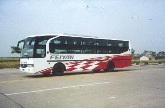 11.6米 31-37座飞燕豪华卧铺客车(SDL6120WBNA)