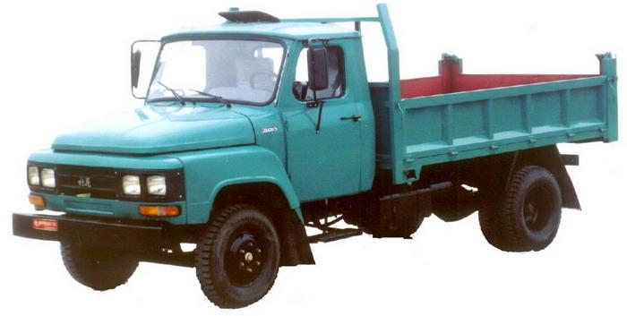 清江504农用车电路图