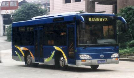 8.5米|24-34座力帆城市客车(LF6854)