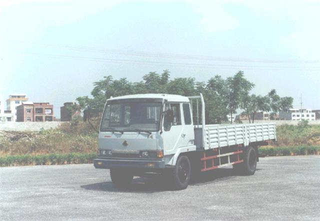 乘龙国二单桥货车120马力5吨(LZ1100MH)
