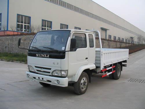 迅力牌LZ5815PE2型低速货车