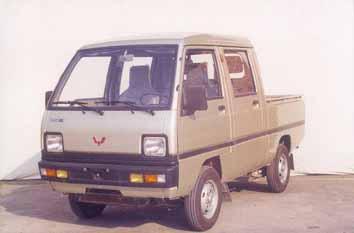 五菱牌LZW1010PSEI1微型双排座货车图片