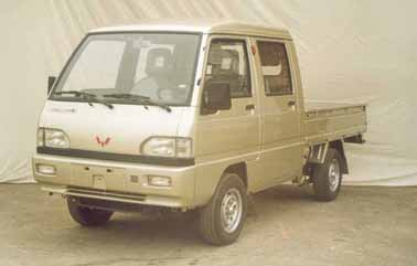五菱牌LZW1010PSLNBI1微型双排座货车图片