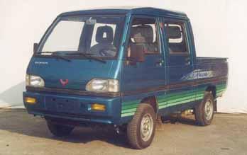 五菱牌LZW1013PSN微型双排座货车图片